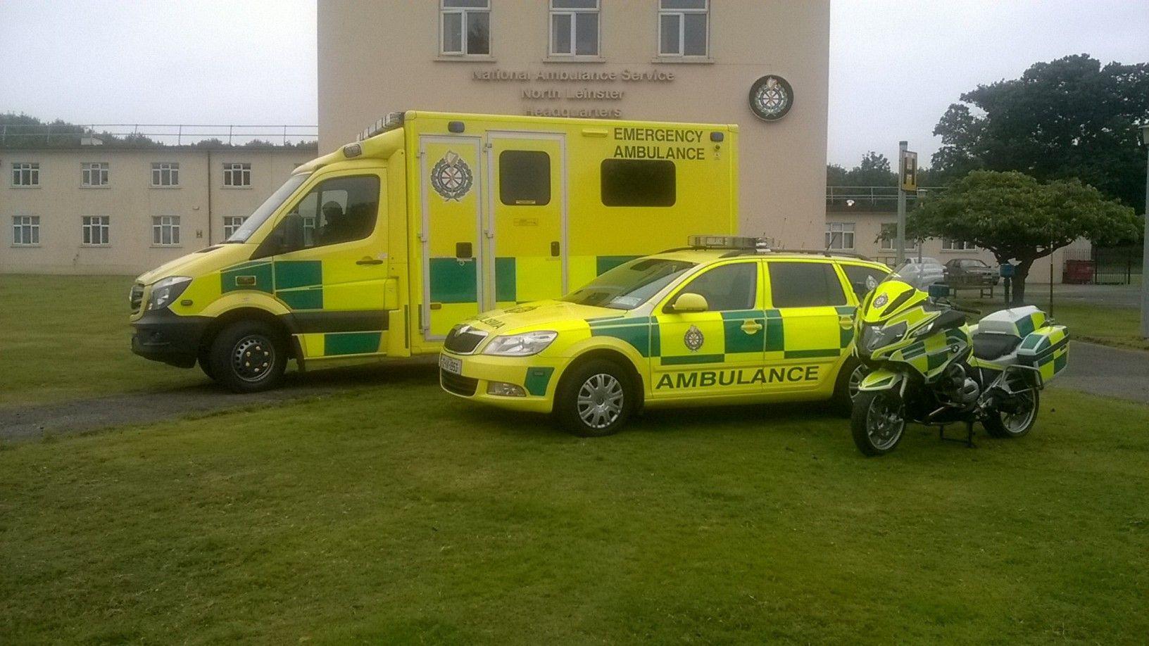 Meet the National Ambulance Service at Jobs Expo Cork