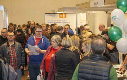 Check us out on TG4 at Jobs Expo Galway on Saturday