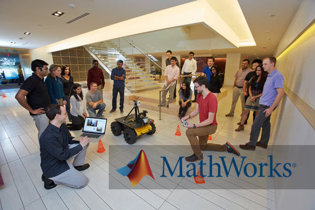 What is it like to work for MathWorks? Lindsay Barry answers our questions