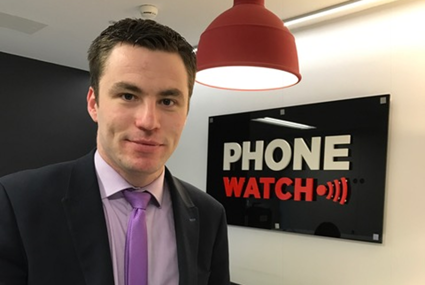 Working for PhoneWatch: We chat to Neil Warren to find out more
