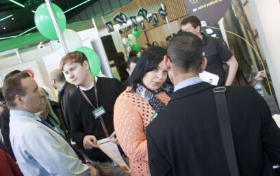 Attendees demographics: Who comes to Jobs Expo and why