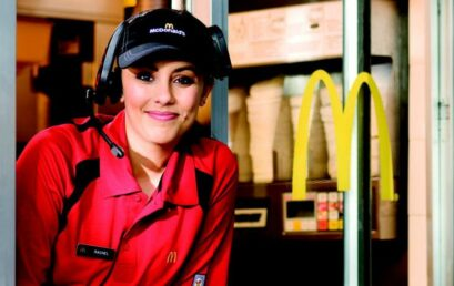 Join the McDonald's crew! We interview McDonald's about opportunities