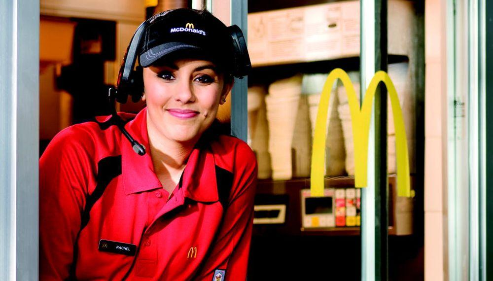 Join the McDonald's crew! We interview McDonald's about