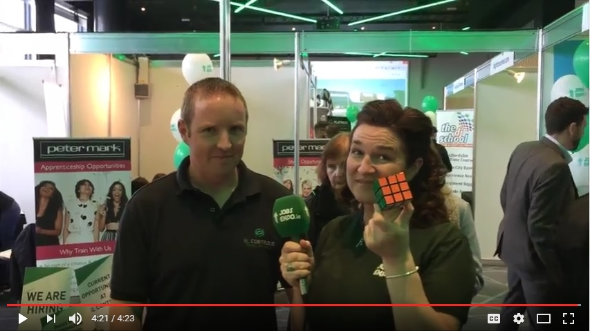 Watch SL Controls's Rubix Cube Solver beat the Rubix cube!