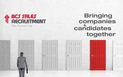 Meet BCS Sales Recruitment at Jobs Expo Dublin this October