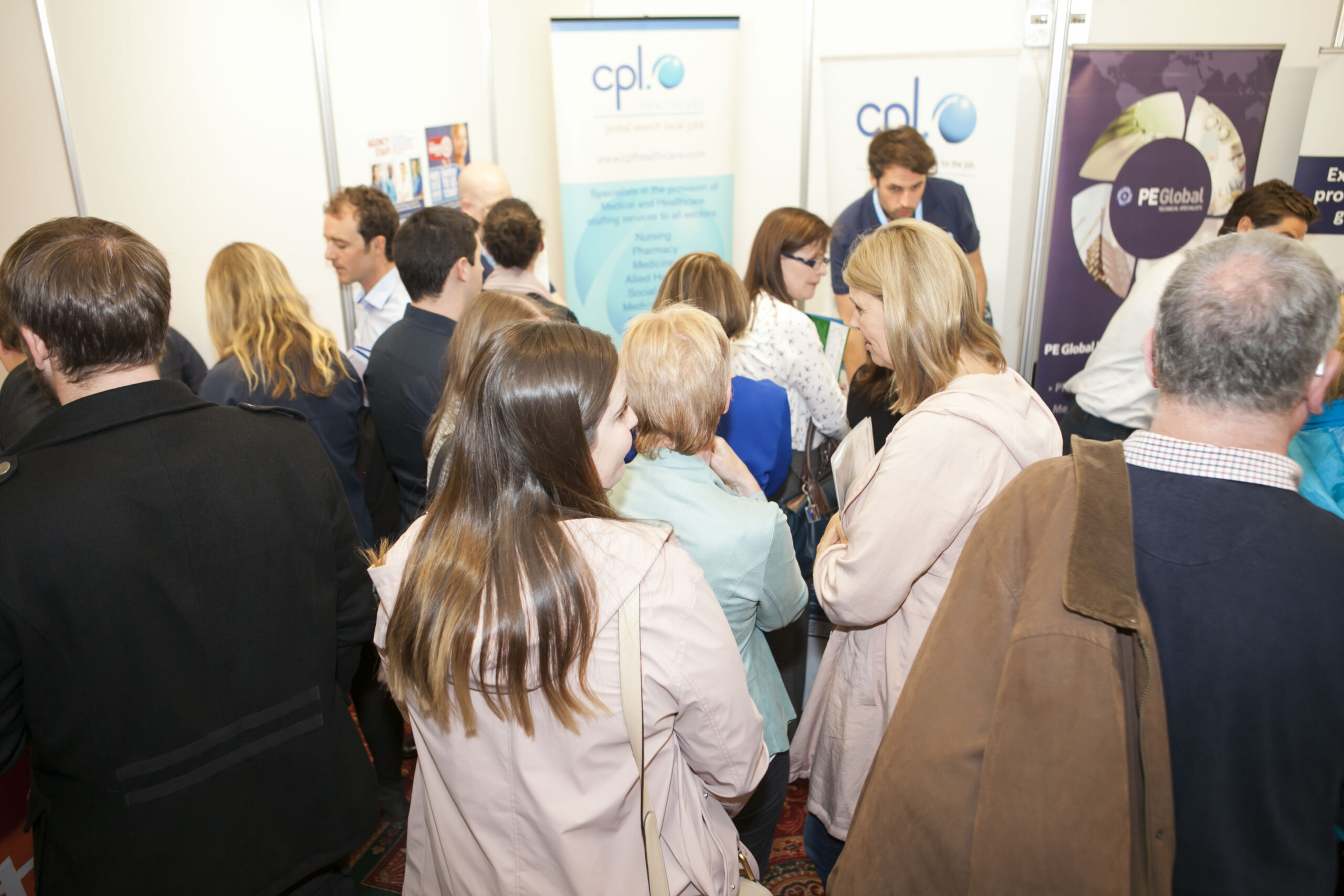 Photo roundup: Jobs Expo Galway was a very busy day!