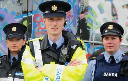 Catch An Garda Síochána at Jobs Expo Dublin this October