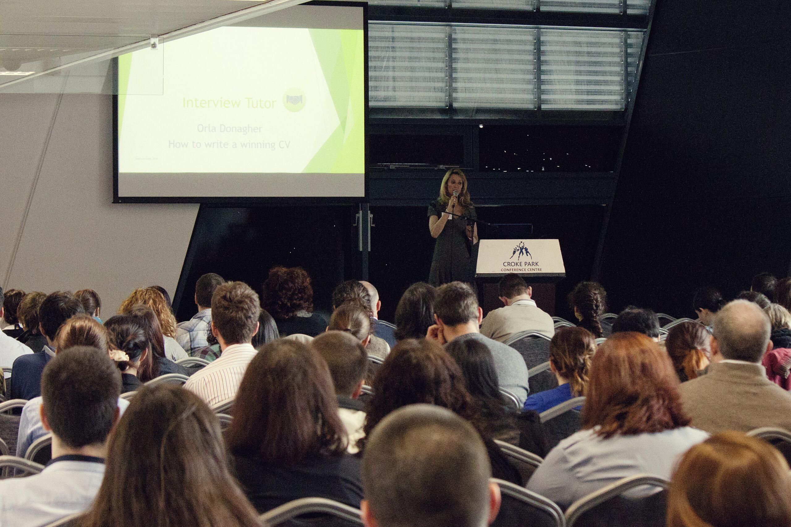 Here is your Jobs Expo Dublin Seminar List
