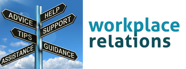 Workplace Relations Commission career support