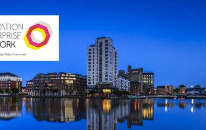 Looking for like-minded people in your industry? Meet IE Network at Jobs Expo Dublin