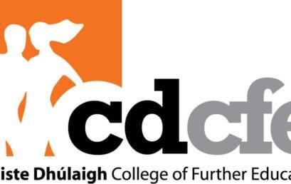 Meet Coláiste Dhúlaigh College of Further Education at the Jobs Expo Dublin Campus area.