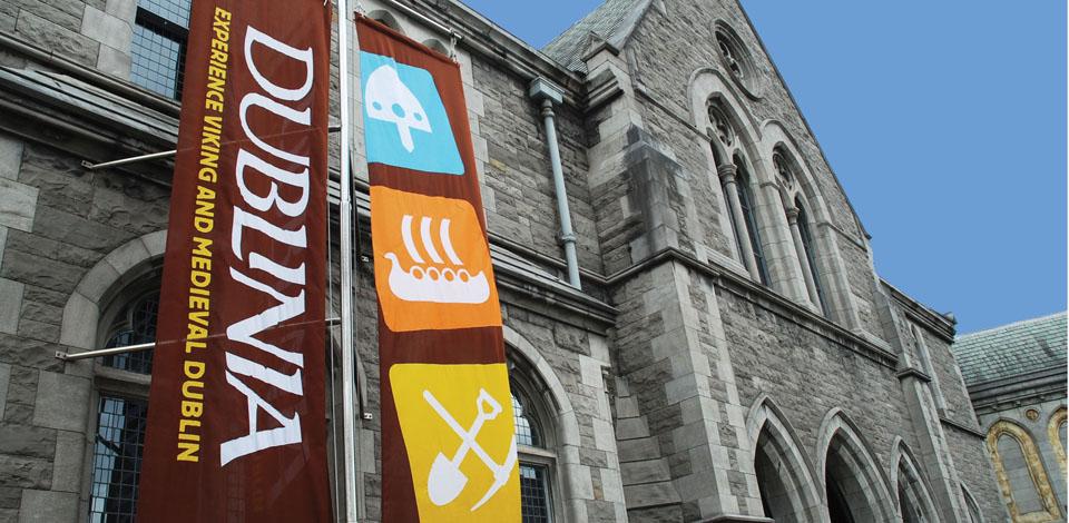 Dublinia Heritage Centre at Jobs Expo Dublin