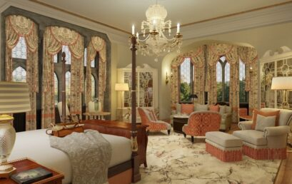 Adare Manor named one of the world's best new hotels on the Condé Nast Traveler's Hot List