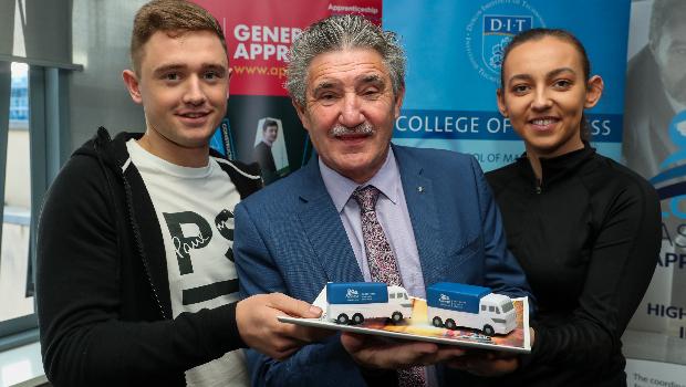 DIT launches Ireland's first logistics apprenticeship