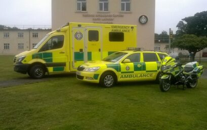 HSE National Ambulance Service (NAS) are main sponsors of Jobs Expo Dublin