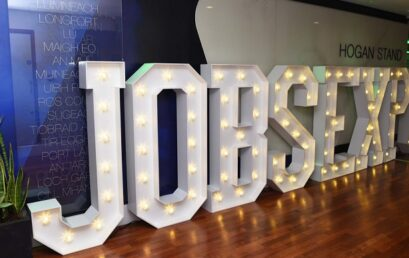 Thousands of high-level job opportunities on offer at Jobs Expo Dublin in Croke Park on 13th October