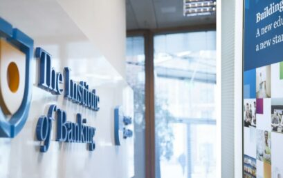 Get an education in finance with the Institute of Banking. Talk to their team at Jobs Expo Dublin