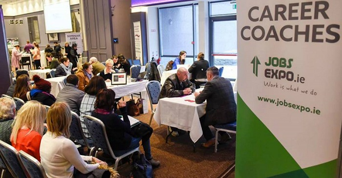 Meet the hardest working Career Coaches in the industry at Jobs Expo Dublin this Saturday at Croke Park