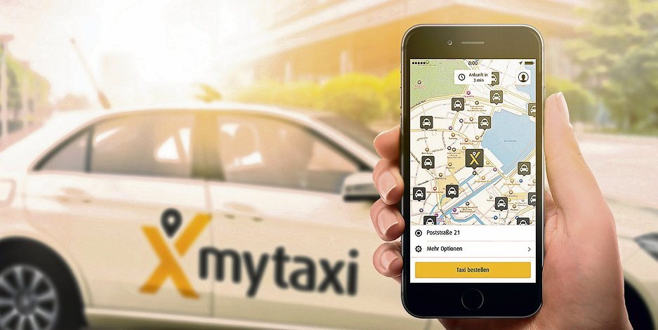 mytaxi - Jobs Expo Cork, 17th November 2018, Pairc Ui Chaoimh