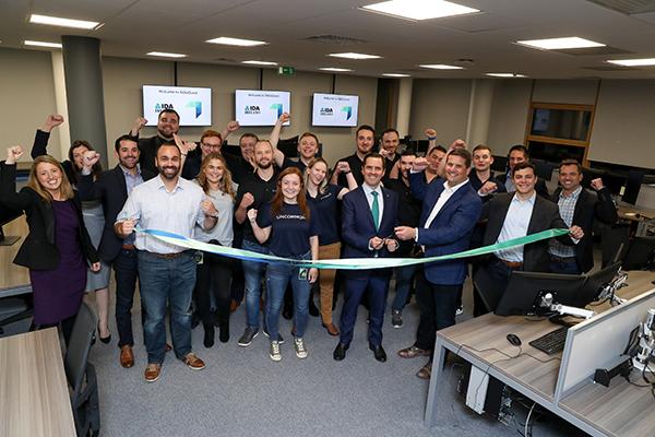 Cyber Security Company Opens European Office in Dublin