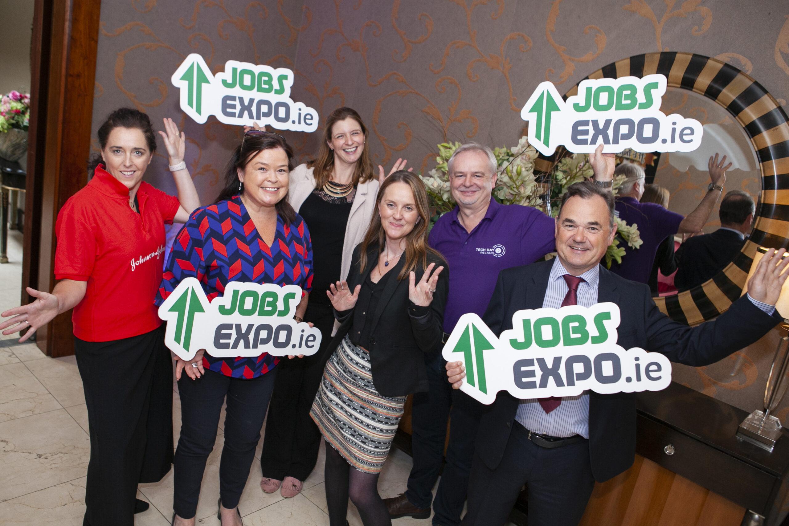 Jobs Expo Wins Best Irish Jobs & Recruitment Fair 2019