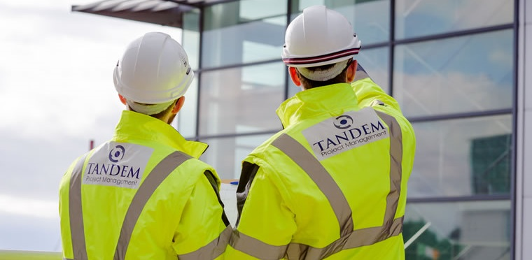 Tandem Project Management will be returning to Croke Park to recruit new talent