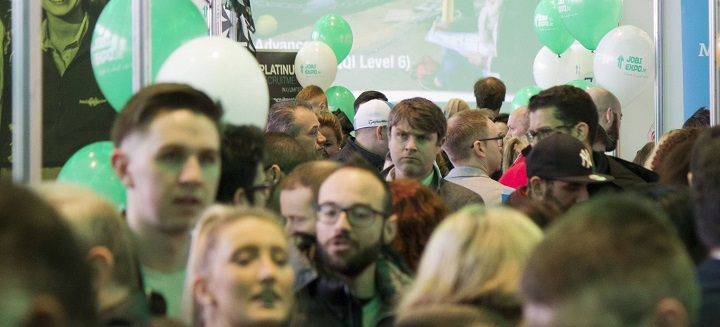 Here's the final Jobs Expo Galway exhibitor list for Saturday 16th February