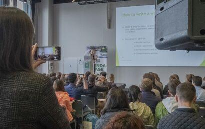 The Agenda Stage & Google Digital Garage: Here's the Jobs Expo seminar list