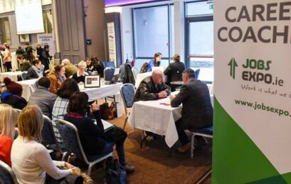 Get free CV reviews and professional advice from the hardest working Career Coaches in the industry this Saturday at Jobs Expo Galway