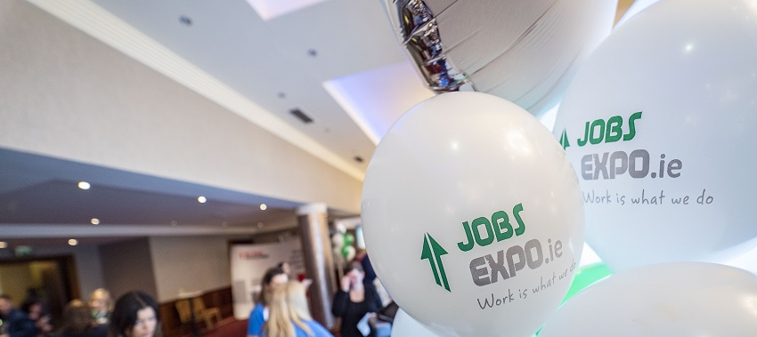 Here's the final exhibitor list for Jobs Expo Cork this weekend