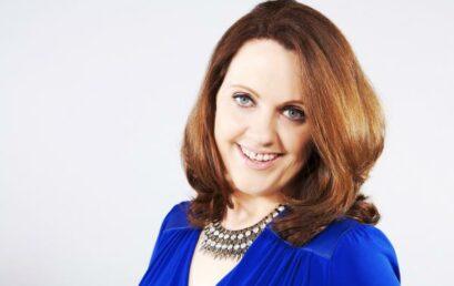 Broadcaster Ruth Scott to compere Agenda Seminar Stage at Jobs Expo Dublin