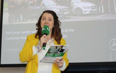 Agenda Seminar Stage at Jobs Expo Dublin
