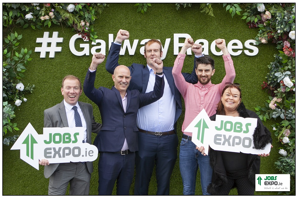 IRELAND'S LARGEST JOBS & CAREERS EVENT RETURNS TO GALWAY ON 21st SEPTEMBER