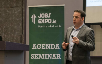 Agenda Seminar Stage at Jobs Expo Galway 2020