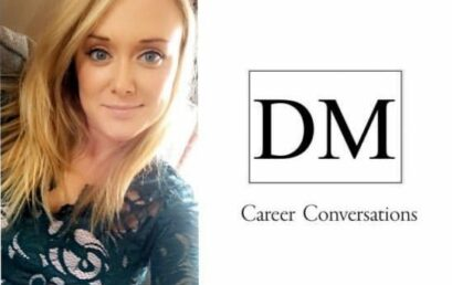 DM Career Conversations founder, Deirdre Mulhern, will return to speak at our online careers fair this spring