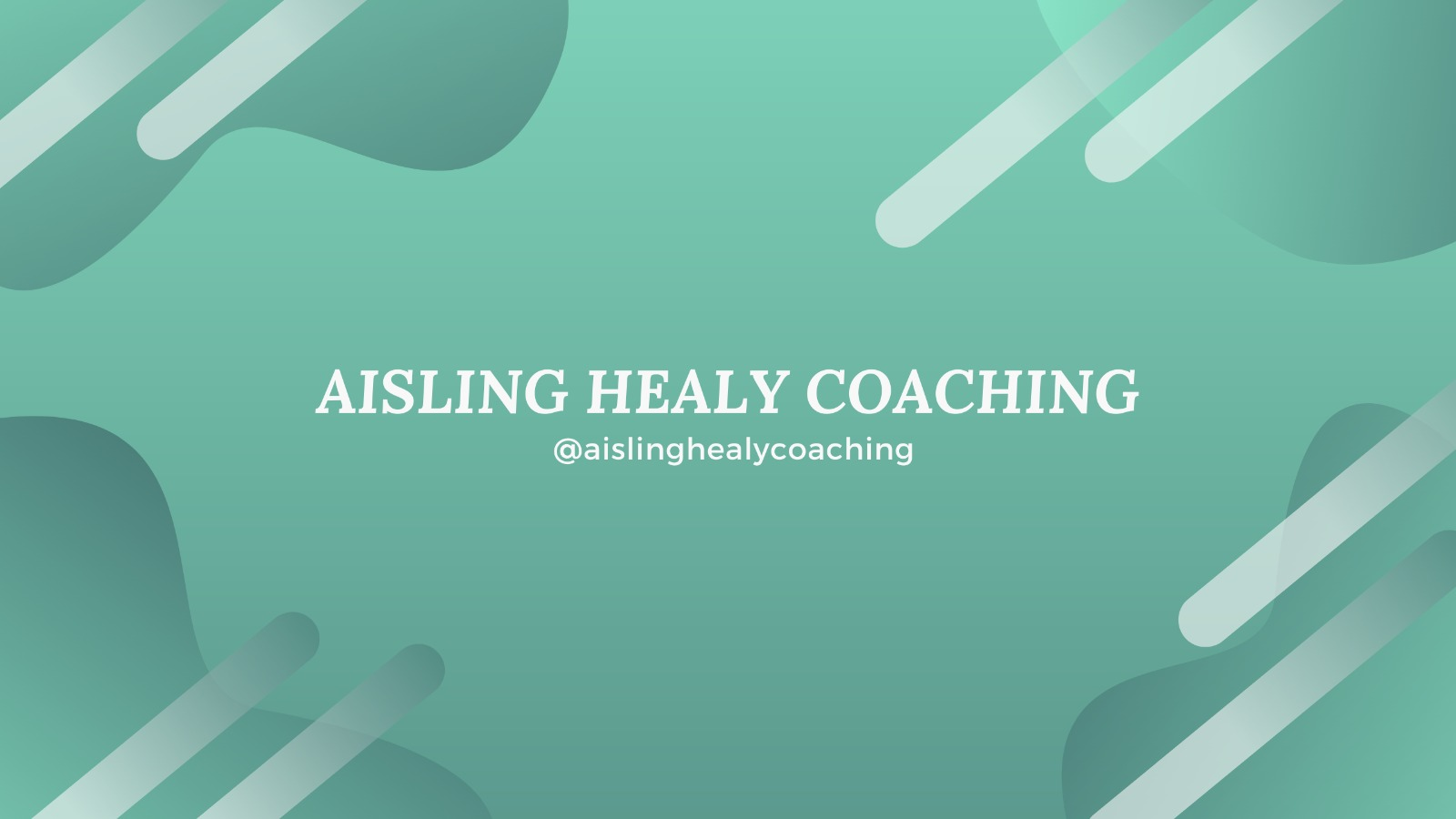 Aisling Healy Coaching returns to offer counselling to jobseekers on November 21st