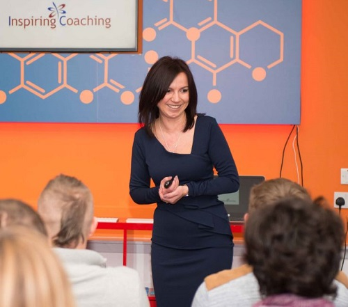 Get some free tips on how to brand yourself from professional coach, Hanna Walter, at Virtual Recruitment Expo