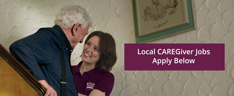 Looking for a job in the healthcare sector? Home Instead Senior Care are hiring for Dublin locations