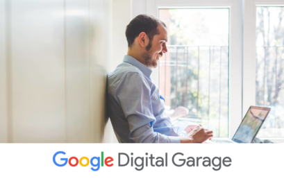 Exciting news – Google Digital Garage is delivering free digital skills training at Virtual Recruitment Expo