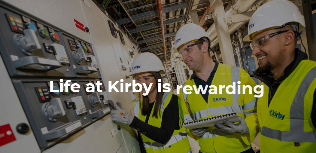 Kirby Group Engineering will be looking to hire new talent at Jobs Expo this November